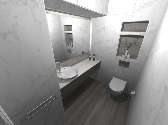 Lower Level Wc Design View 1