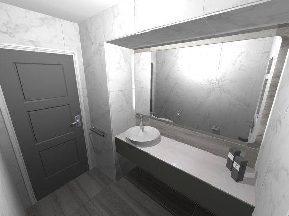 Lower Level Wc Design View 2