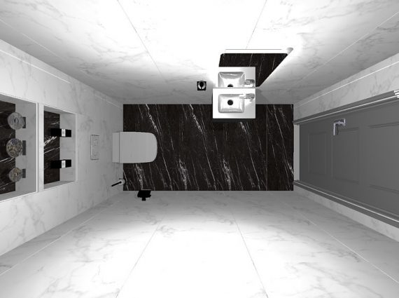 SB-Cloakroom View 1